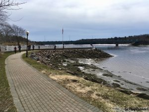 The Bucksport Waterfront Walkway
