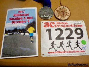 The Millinoocket Marathon and Half