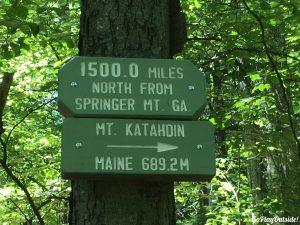 Appalachian Trail Connecticut