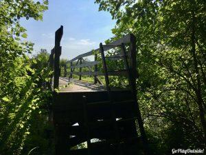 Appalachian Trail Bridge Massachusetts
