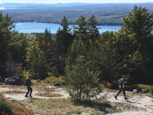 Wildlands Adventure Challenge Great Pond Mountain Trust Orland Maine
