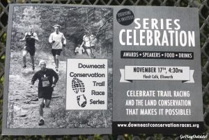 Blue Hill Heritage Trust's Surry Forest Preserve 5K/10K Downeast Conservation Trust Trail Race Series