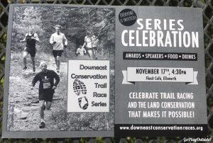 Blue Hill Heritage Trust's Surry Forest Preserve 5K/10K Downeast Conservation Trust Trail Race Series