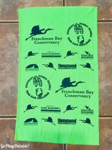 Frenchman Bay Conservancy Autumn Trail Race Double Trouble Trail Race Challenge