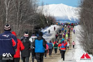 Millinocket Marathon and Half, Millinocket, Maine