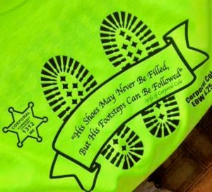 Corporal Cole 5K & Half Marathon in Honor of Sheriff Eugene Cole Norridgewock, Maine