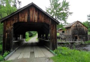 4th Annual Blackman Stream Alewife Run 5K Bradley Maine Trail Race Maine Forest and Logging Museum Leonard's Mill