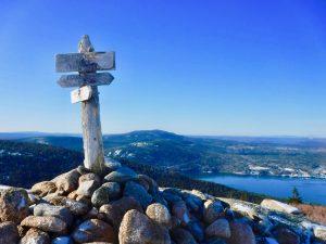 Bald Mountain Gilmore Peak Parkman Mountain Sargent Mountain Acadia National Park