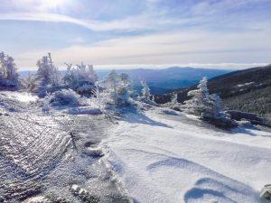 Bangor Outdoor Club Saddleback The Horn Winter Hike Rangeley Maine
