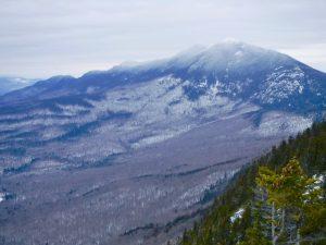 Little Bigelow Winter Hike Snowshoe
