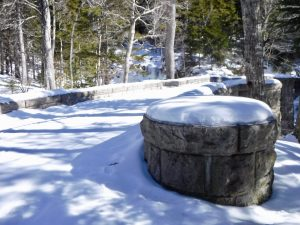 Acadia National Park Winter Hiking